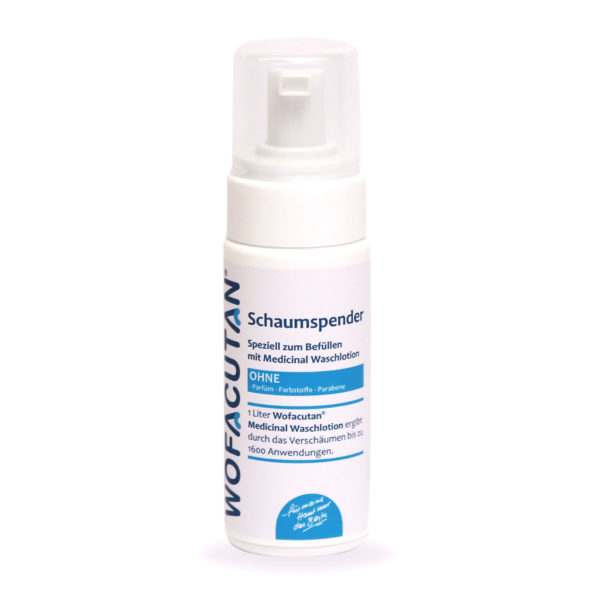 Wofacutan® Schaumspenderflasche